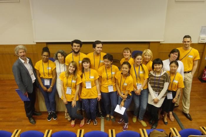 14 ICHSEA Team